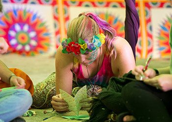 Random Acts of Kindness- Rainbow Serpent Festival 2016
